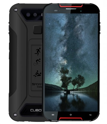 Smartphone Odolný telefón Cubot Quest Lite 3GB/32GB, červená