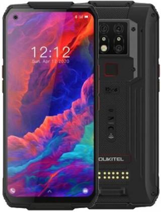 Smartphone Odolný telefón Oukitel WP7 8GB/128GB, čierna