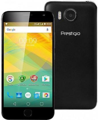Smartphone Prestigio GRACE R7 DUO, čierna