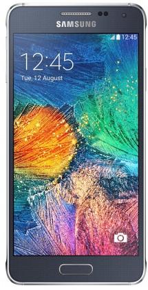 Smartphone Samsung G850 Galaxy Alpha Black ROZBALENO