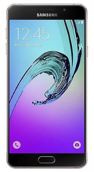 Smartphone Samsung Galaxy A3 2016 (A310F), ružová