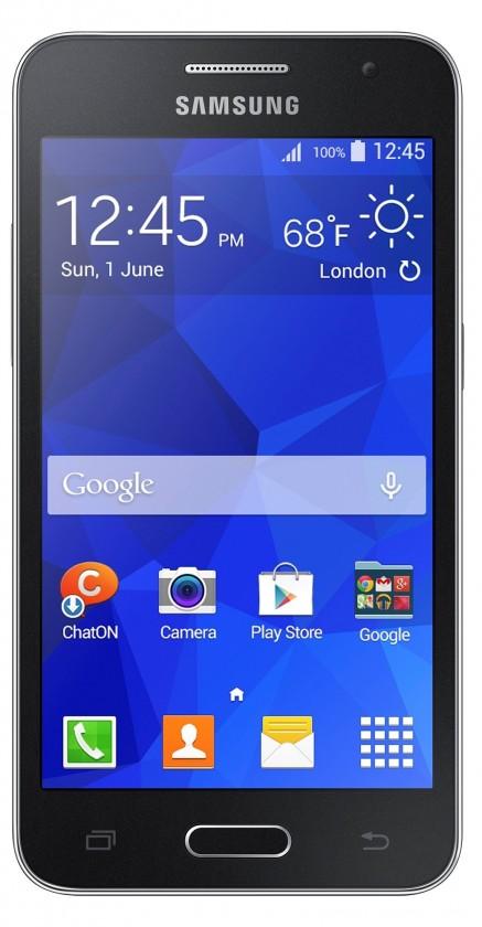 Smartphone Samsung Galaxy Core 2 (SM-G355), čierny