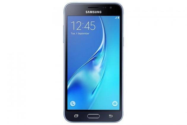 Smartphone Samsung Galaxy J3 (2016) DUOS, černý