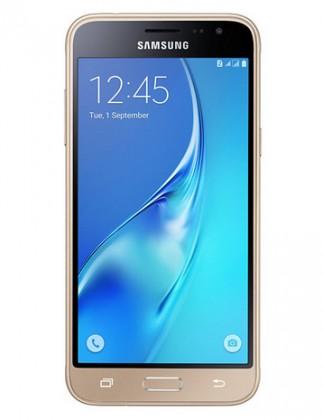 Smartphone Samsung Galaxy J3 (2016) DUOS, zlatý POUŽITÝ, NEOPOTREBOVANÝ TOVA