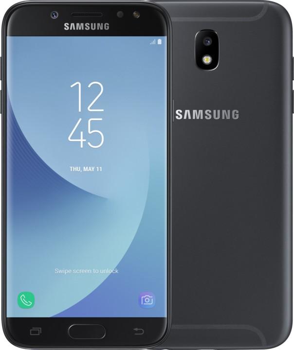 Smartphone Samsung Galaxy J5 2017 SM-J530 Black