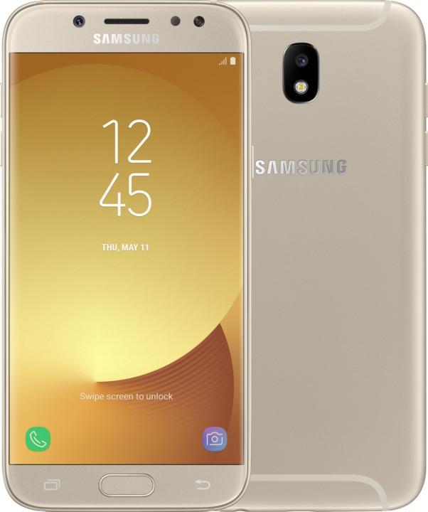 Smartphone Samsung Galaxy J5 2017 SM-J530 Gold