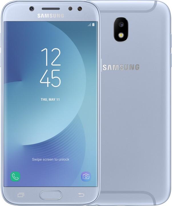 Smartphone Samsung Galaxy J5 2017 SM-J530 Silver