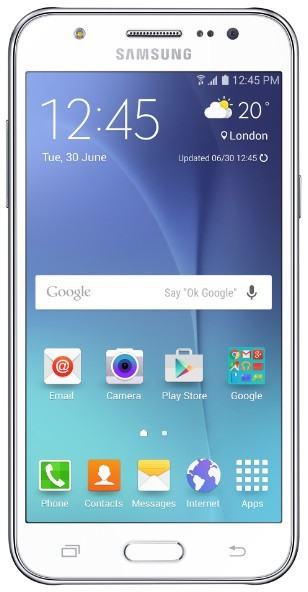 Smartphone Samsung Galaxy J5 (SM-J500F) bílý