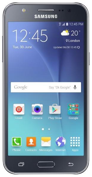 Smartphone Samsung Galaxy J5 (SM-J500F) černý