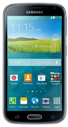 Smartphone Samsung Galaxy K Zoom (SM-C115), čierny