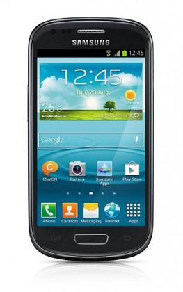 Smartphone Samsung Galaxy S III mini (i8190), čierny