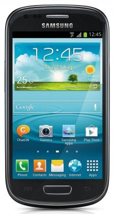 Smartphone Samsung Galaxy S III mini (i8200), čierny