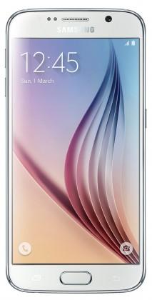 Smartphone Samsung Galaxy S6 (64 GB) bílý
