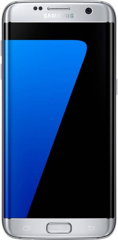 Smartphone Samsung Galaxy S7 Edge G935F 32GB, strieborna
