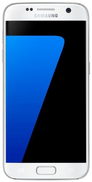 Smartphone Samsung Galaxy S7 G930F 32GB, biela