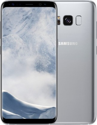 e3bdc766dc ... strieborna Smartphone Samsung Galaxy S8 G950F
