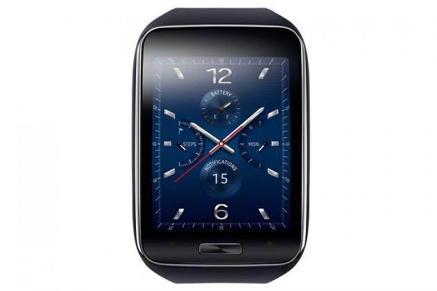 Smartphone Samsung Gear S černé