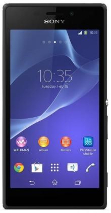 Smartphone Sony D2303 Xperia M2 Black