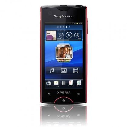 Smartphone  Sony Ericsson Xperia Ray PINK