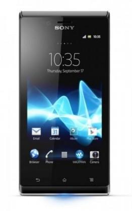 Smartphone  Sony Xperia J Pink