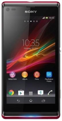Smartphone Sony Xperia L (C2105) Rose Red ROZBALENO