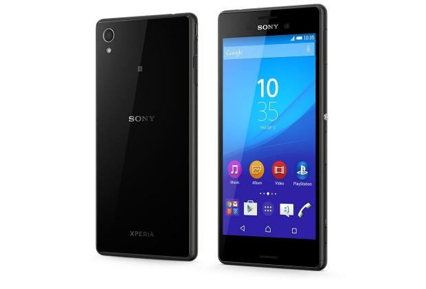 Smartphone Sony Xperia M4 Aqua E2303 černá POUŽITÝ, NEOPOTREBOVANÝ TOVAR
