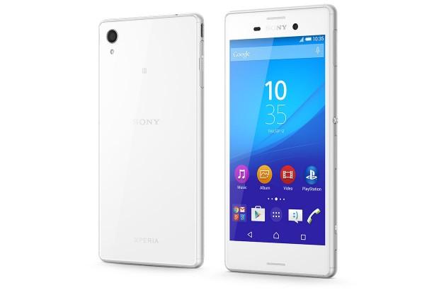 Smartphone Sony Xperia M4 Aqua E2303 White