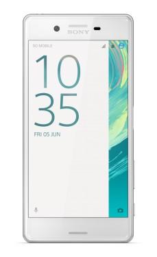 Smartphone Sony Xperia X, biela