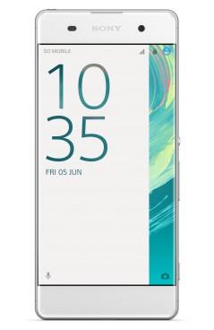 Smartphone Sony Xperia XA, biela