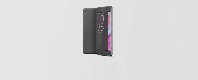 Smartphone Sony Xperia XA, čierna