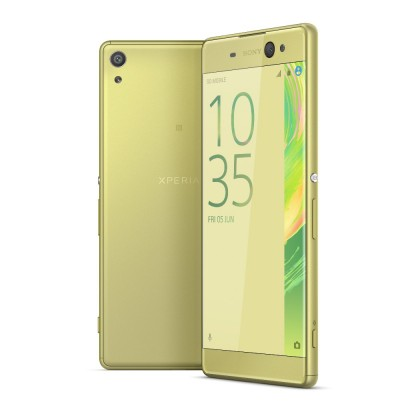Smartphone Sony Xperia XA Ultra, gold