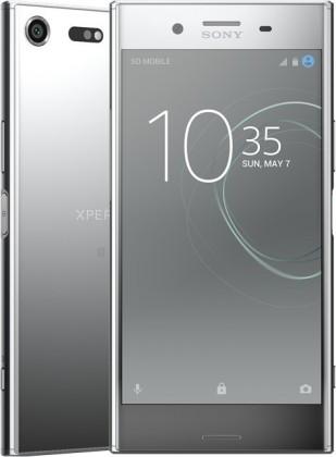 Smartphone Sony Xperia XZ Premium Dual G8142 Chrome Silver