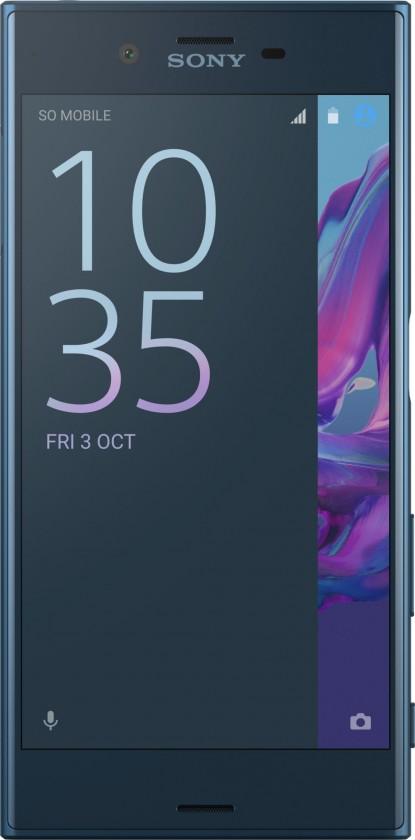 Smartphone Sony Xperia XZ Single SIM, modrá