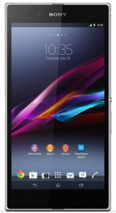 Smartphone  Sony Xperia Z Ultra (C6833) White