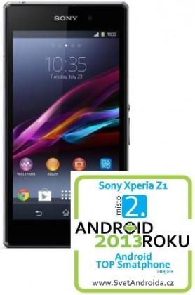 Smartphone  Sony Xperia Z1 Black