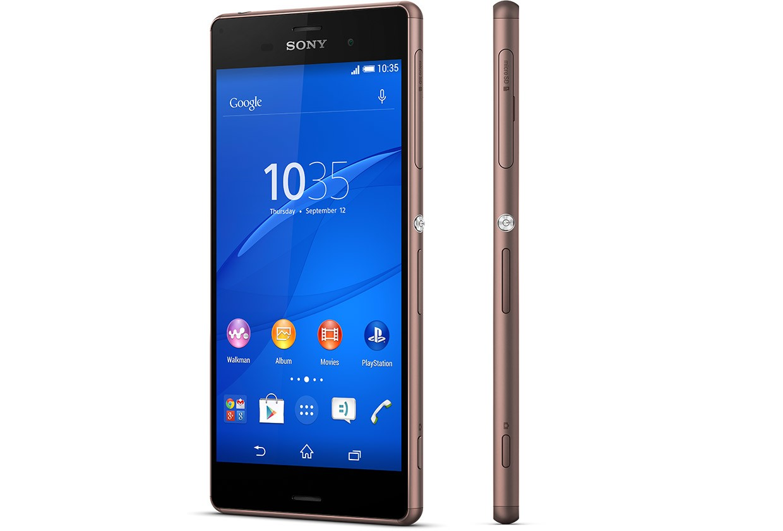 Smartphone Sony Xperia Z3 - DualSim D6633 Copper