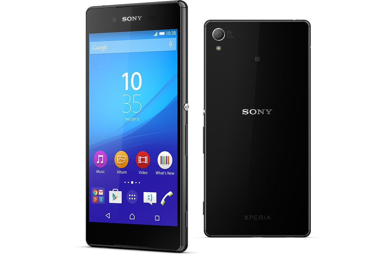 Smartphone Sony Xperia Z3+ E6553, Čierna