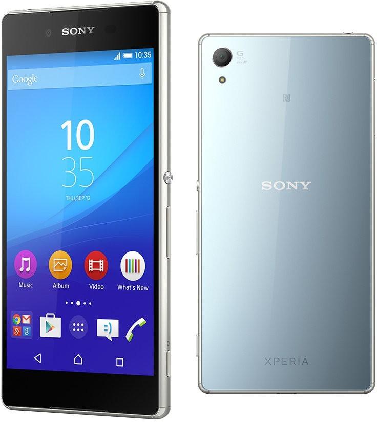 Smartphone Sony Xperia Z3+ E6553, Modrozelená