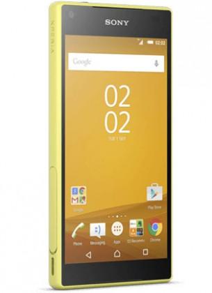 Smartphone Sony Xperia Z5 Compact E5823 žlutá
