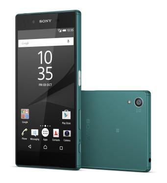 Smartphone Sony Xperia Z5 E6653 Green