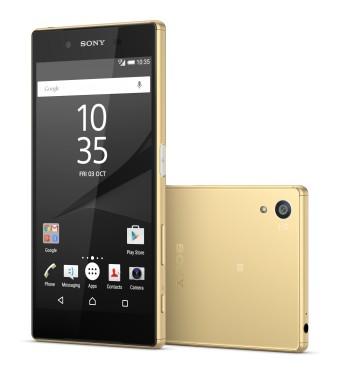 Smartphone Sony Xperia Z5 E6653 zlatý