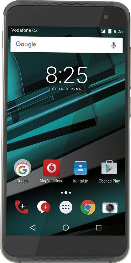 Smartphone Vodafone Smart Platinum 7, čierna