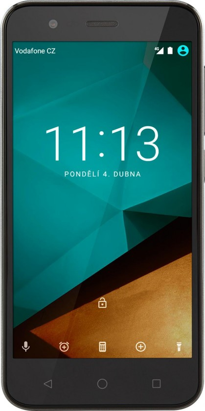 Smartphone Vodafone Smart prime 7, čierna