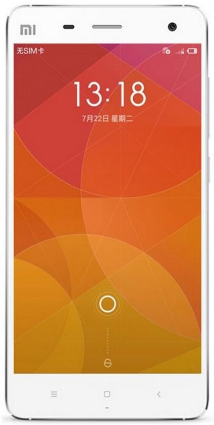 Smartphone Xiaomi Mi4 16GB White
