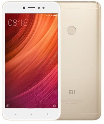 Smartphone Xiaomi Redmi Note 5A Prime, CZ LTE, Dual SIM, 32 GB, zlatá