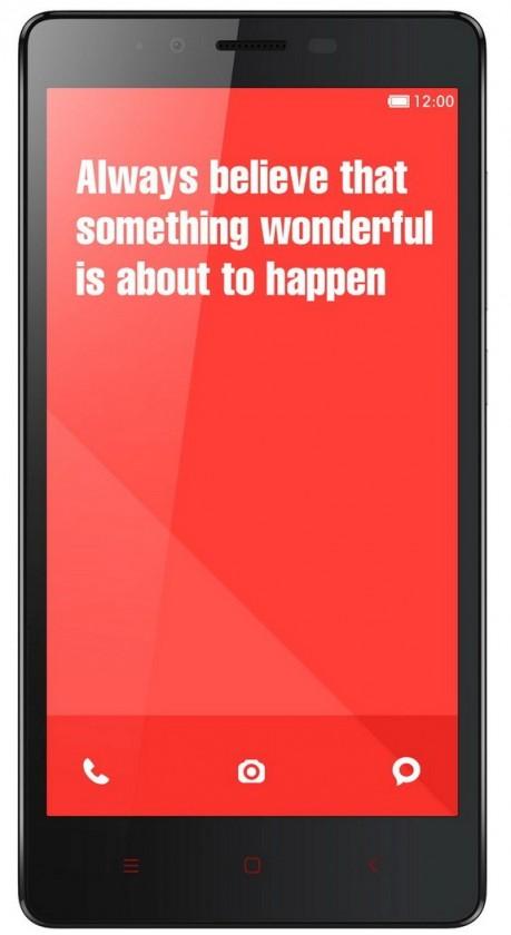 Smartphone Xiaomi Redmi Note LTE pink