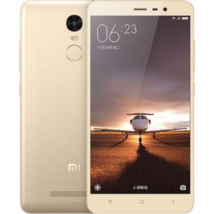 Smartphone Xiaomi Redmi Note3 Pro, zlatá