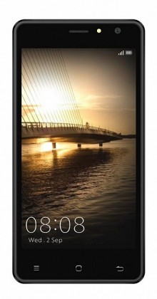 Smartphone ZOPO Color C2 , black