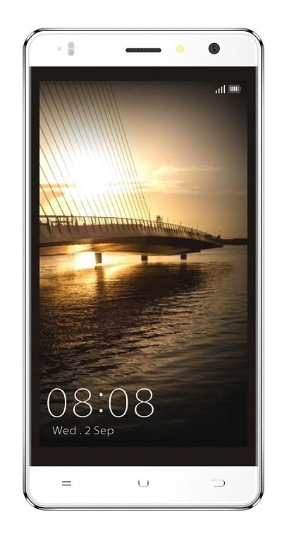 Smartphone ZOPO Color C2 , silver