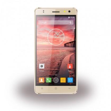 Smartphone ZOPO Color F5, zlatá